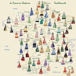 La France des Costumes Traditionnels