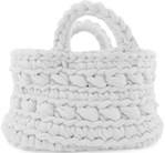 Sac Hoooked REVISTO - couleur Blanc