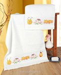 Drap de bain Maya & Willy