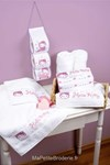 Serviettes de toilette lot de 2 Hello Kitty